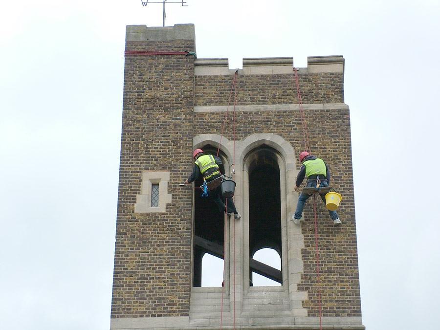 Building Repair Brickwork Re Pointing Services
