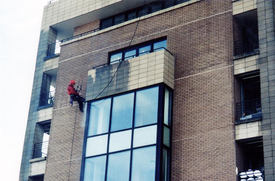 External Building Cleaning Services Commercial Industrial